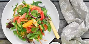 Garden Salad - Side Serve (V, G, D)