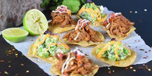 Assorted Tostadas (G, AV)