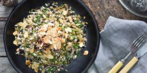 Ancient Grains Salad - Side Serve (V)