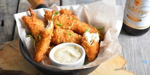 Chicken Goujons (2 per serve)